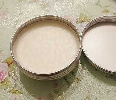 アロマキフィ オーガニックヘアバター/AROMA KIFI/ヘアワックス・クリームを使ったクチコミ(2枚目)
