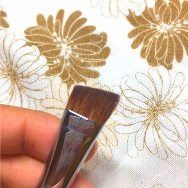 アイブロウブラシ  熊野筆/WHOMEE/メイクブラシを使ったクチコミ(2枚目)