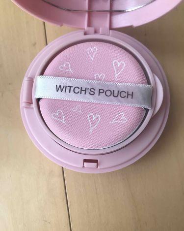 モイスチャーライズカバークッション/Witch's Pouch(ウィッチズポーチ)/その他ファンデーションを使ったクチコミ(3枚目)