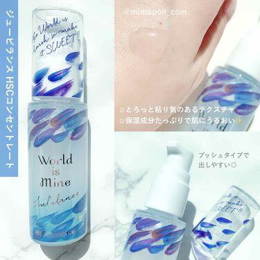 ジュービランス HSCコンセントレート/World is Mine(ワールドイズマイン)/美容液を使ったクチコミ(1枚目)
