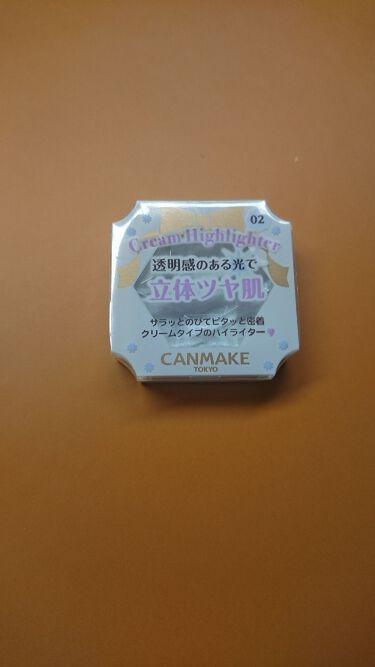 奈々子さんの「キャンメイククリームハイライター<ジェル・クリームチーク>」を含むクチコミ