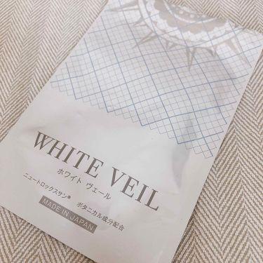 WHITE VEIL (ホワイト ヴェール) 通販限定・飲む日焼け止め/キラ★リズム/美肌サプリメントを使ったクチコミ(1枚目)