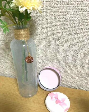 すっぴんパウダー サクラスウィートソローの香り/クラブ/その他スキンケアを使ったクチコミ(2枚目)