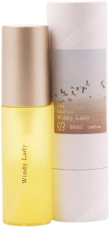 uka hair oil Windy Lady uka