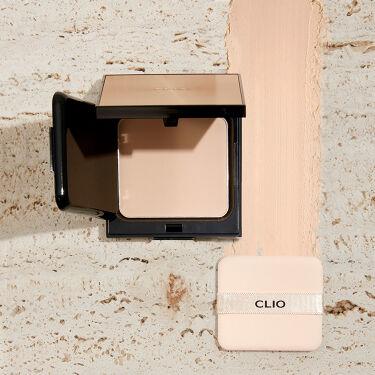 ステイ パーフェクト プレスト パウダー/CLIO/プレストパウダーを使ったクチコミ(1枚目)
