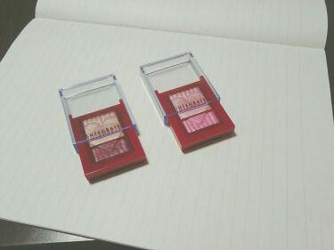 ワイドルックアイズ/インテグレート/パウダーアイシャドウを使ったクチコミ(1枚目)
