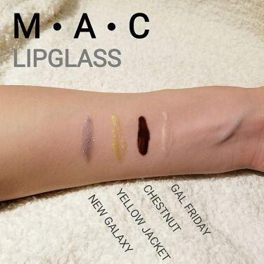 リップガラス/M・A・C/リップグロスを使ったクチコミ(2枚目)