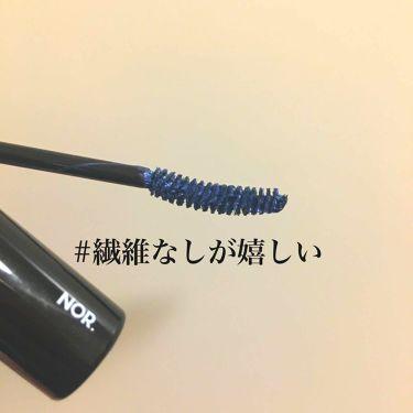 NOR.(ノール) AIRFIT MASCARA/NOR./マスカラ by Kちゃむ