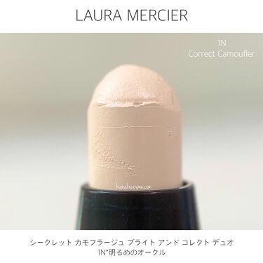 シークレット カモフラージュ ブライト アンド コレクト デュオ/laura mercier/コンシーラーを使ったクチコミ(4枚目)