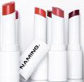 NAMING. Melting Glow Lipstick