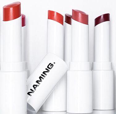 Melting Glow Lipstick NAMING.