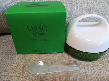 ワソウ ビューティ スリーピング マスク/WASO(ワソウ)/美容液を使ったクチコミ(1枚目)