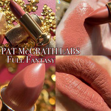 BLITZTRANCE LIPSTICK/PAT McGRATH LABS/口紅を使ったクチコミ(2枚目)