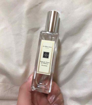 イングリッシュ ペアー&フリージア コロン/Jo MALONE LONDON/香水(レディース)を使ったクチコミ(1枚目)