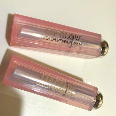 ディオール アディクト リップ グロウ/Dior/リップケア・リップクリームを使ったクチコミ(2枚目)