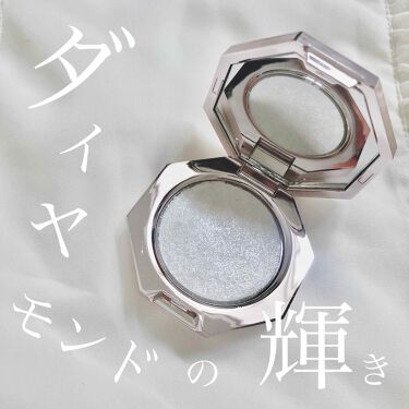 DIAMOND BOMB/FENTY BEAUTY BY RIHANNA/パウダーアイシャドウを使ったクチコミ(1枚目)