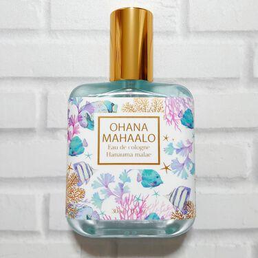 オハナ・マハロ オーデコロン <ハナウマ マラエ>/OHANA MAHAALO/香水(レディース)を使ったクチコミ(2枚目)