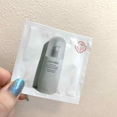 ジェントルフォース モイスチャライジング エマルジョン/SHISEIDO/乳液を使ったクチコミ(1枚目)