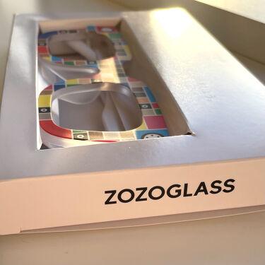 ZOZOGLASS/ZOZOTOWN/その他を使ったクチコミ(5枚目)