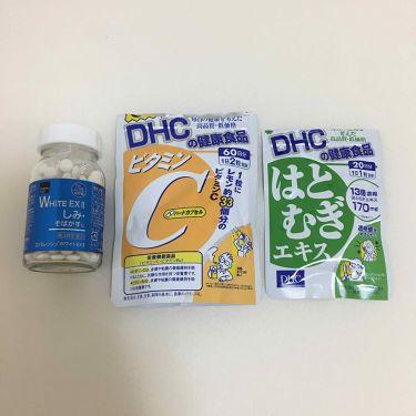 𝓨さんの「DHCはとむぎエキス<健康サプリメント>」を含むクチコミ