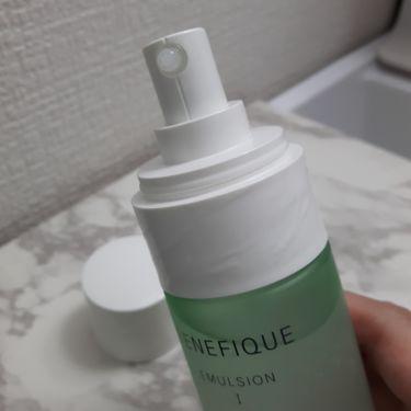 ドゥース エマルジョンⅠ/BENEFIQUE/乳液を使ったクチコミ(3枚目)
