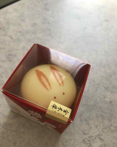 うさぎ饅頭/舞妓さんの練り香水/香水(その他)を使ったクチコミ(2枚目)