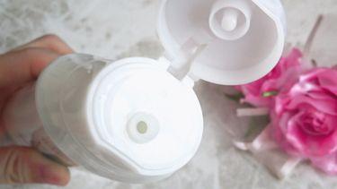 うるおいローション/シンプルバランス/オールインワン化粧品を使ったクチコミ(2枚目)