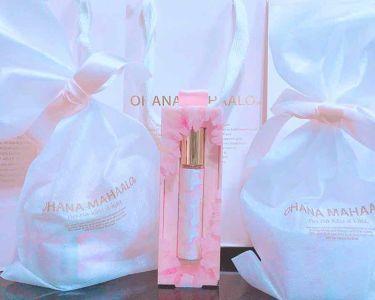 オハナ・マハロ フレグランス ボディバター <ピカケ アウリィ>/OHANA MAHAALO/ボディクリーム・オイルを使ったクチコミ(1枚目)