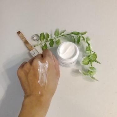 リペア&バランス マイルドクリーム/明色化粧品/フェイスクリームを使ったクチコミ(3枚目)