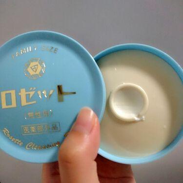 廣瀬。さんの「ロゼットロゼット 洗顔パスタ 荒性肌<洗顔フォーム>」を含むクチコミ