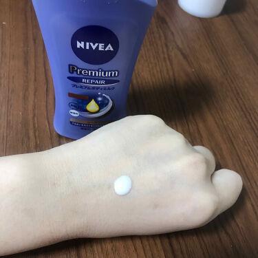 プレミアムボディミルク/ニベア/ボディローション・ミルクを使ったクチコミ(3枚目)