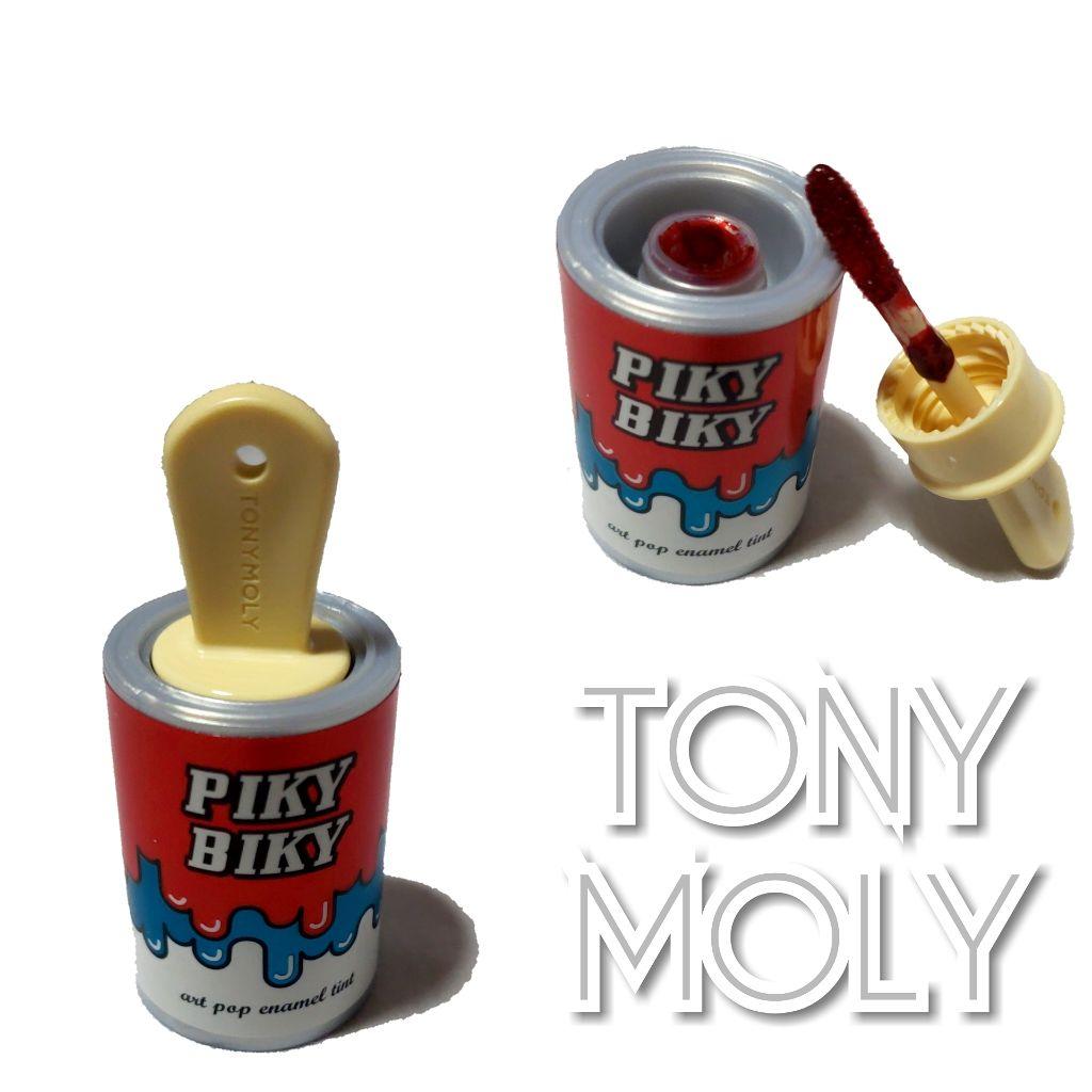 TONYMOLY(トニーモリー/韓国) PIKYBIKY アートポップ エナメル ティント