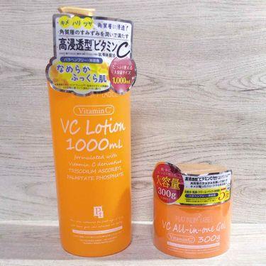 ビタミンC誘導体配合スキンローション 1000ml/プラチナレーベル/化粧水を使ったクチコミ(1枚目)