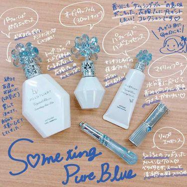 クリスタルブルーム サムシングピュアブルー パフュームドハンドエッセンス/JILL STUART/ボディ保湿を使ったクチコミ(1枚目)