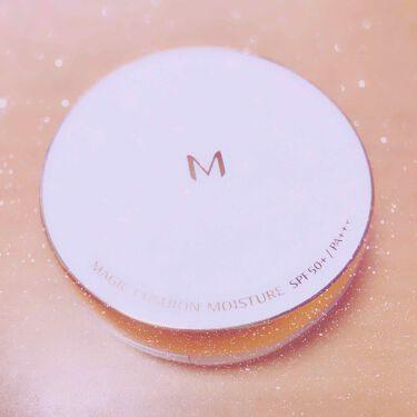 ♡strawberry♡ (21)さんの「MISSHAM クッション ファンデーション(モイスチャー)<その他ファンデーション>」を含むクチコミ