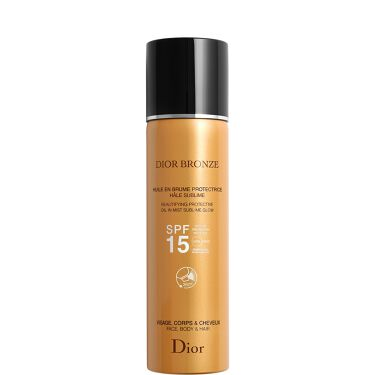 2021/6/25発売 Dior ディオール ブロンズ オイル イン ミスト UV15