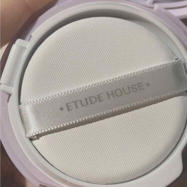 プレシャスミネラル マジカル エニークッション/ETUDE HOUSE/化粧下地を使ったクチコミ(3枚目)