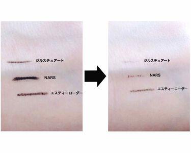 ラージャーザンライフ ロングウェアアイライナー/NARS/ペンシルアイライナーを使ったクチコミ(2枚目)