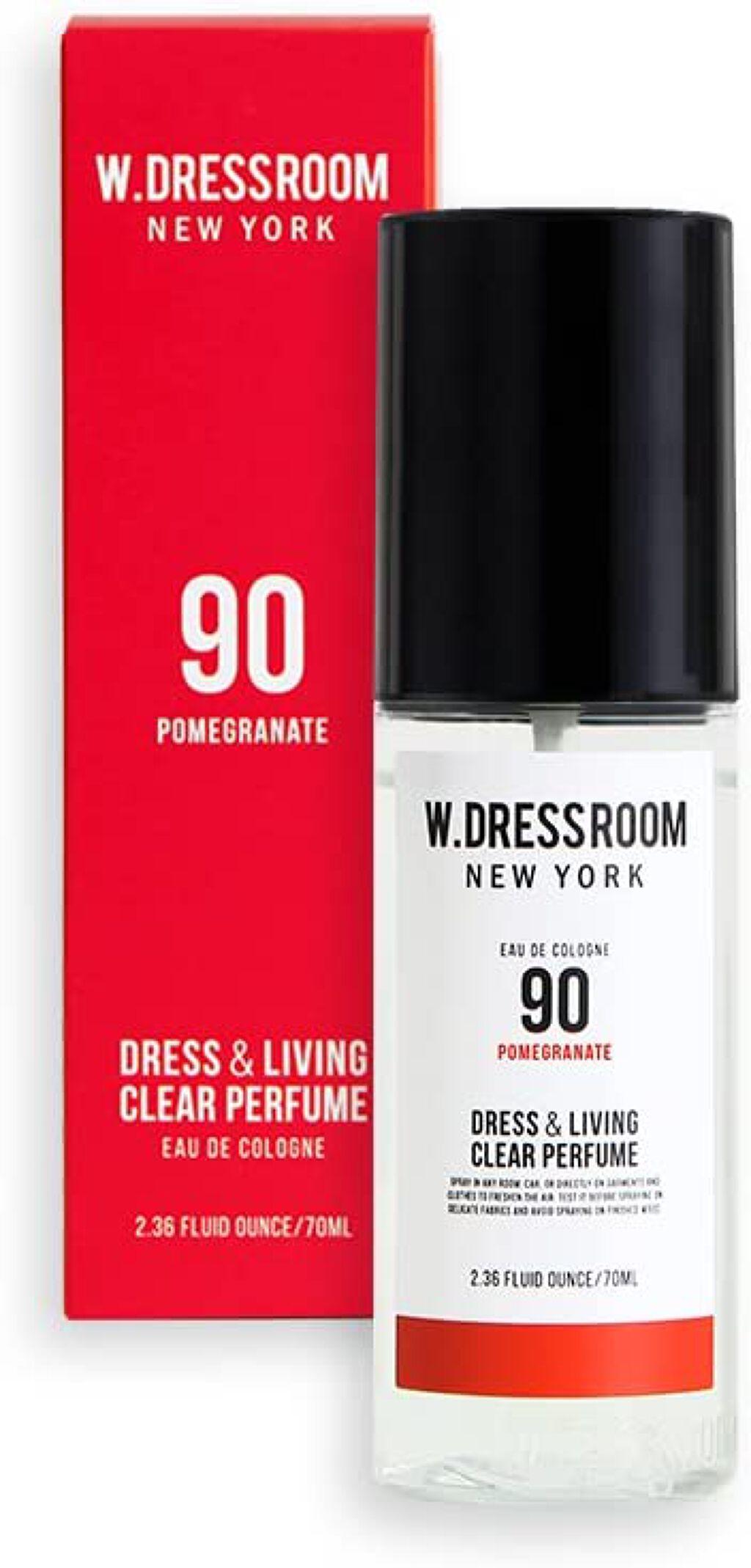 ドレス&リビング クリーン パフューム No.90 ポムグラネイト