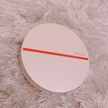 シンクロスキン トーンアップ プライマーコンパクト/SHISEIDO/化粧下地を使ったクチコミ(1枚目)