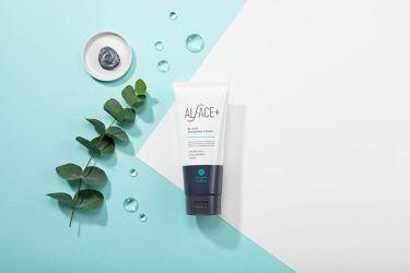 オルフェス ブラック ウォッシングフォーム/ALFACE+(オルフェス)/洗顔フォームを使ったクチコミ(1枚目)
