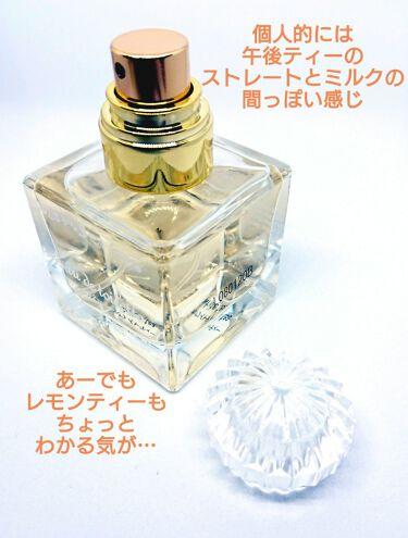 オードトワレ・ホワイトティー/サンタール・エ・ボーテ/香水(レディース)を使ったクチコミ(4枚目)
