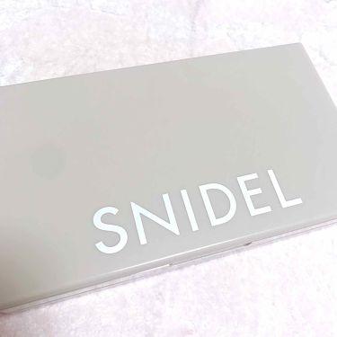 Sweet 6月号付録 SNIDEL2階建てコスメパレット/SWEET/メイクアップキットを使ったクチコミ(2枚目)
