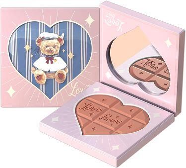 Love Bear ブラッシュ ストロベリーチョコレート