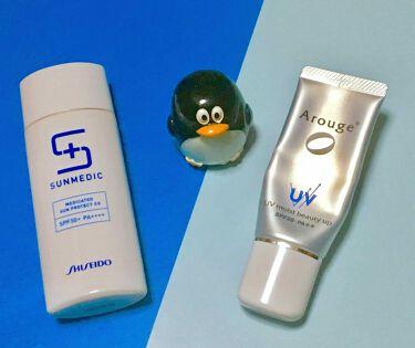 薬用サンプロテクト EX/サンメディックUV/化粧下地を使ったクチコミ(1枚目)