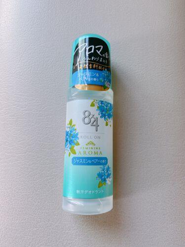 ロールオン ジャスミン&ペアーの香り/8x4/デオドラント・制汗剤を使ったクチコミ(1枚目)