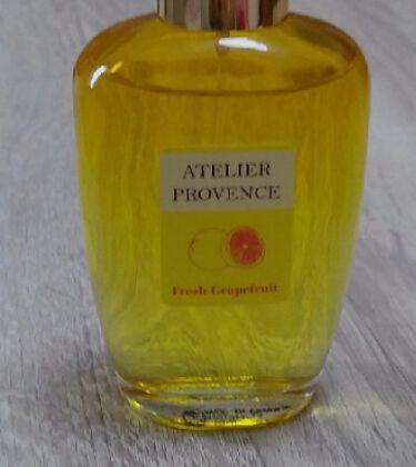 ピンクグレープフルーツ オードトワレ/アトリエ・プロヴァンス/香水(レディース)を使ったクチコミ(1枚目)