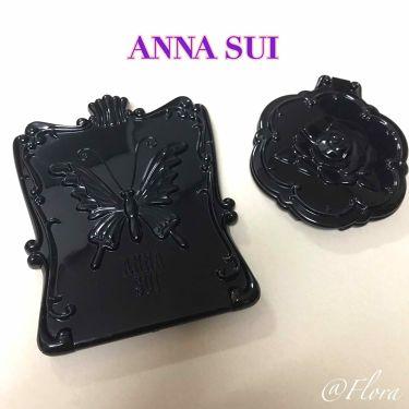 ラグジュアリー ビューティ ミラー/ANNA SUI/その他化粧小物を使ったクチコミ(1枚目)