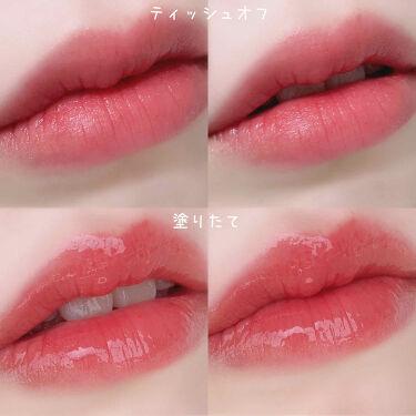 オーロラ デュイ ティント/MERZY/口紅を使ったクチコミ(3枚目)