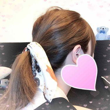 まとめ髪スティック  レギュラー/マトメージュ/ヘアバームを使ったクチコミ(4枚目)